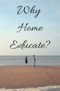 What is our homeschool motivation?