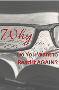 Why do we have to read the Bible every day?