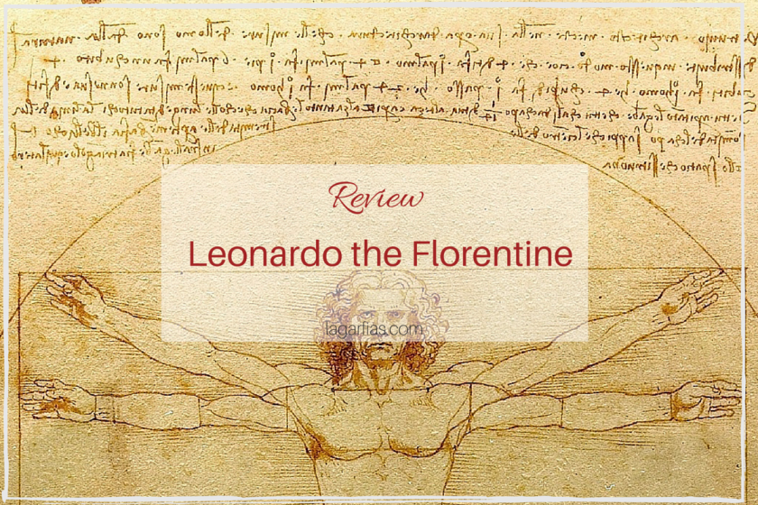 Some #homeschool resources for studying Leonardo da Vinci, via lagarfias.com
