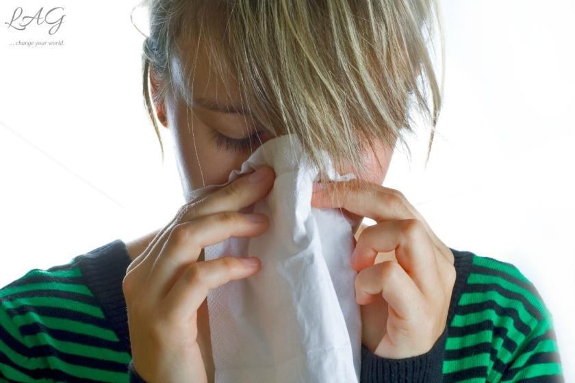 Can we homeschool when mom is sick? Tips via lagarfias.com