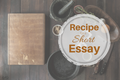 Win at every essay question with this easy recipe for success