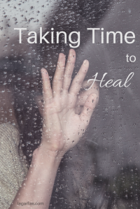 How long does healing take? via lagarfias.com