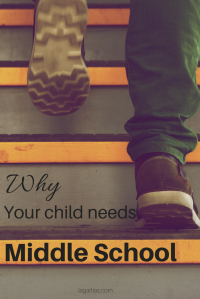 Can you skip middle school?