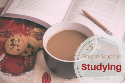 5simplestepstostudying