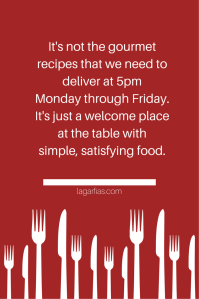 Sign up for FREE weekly family recipes!