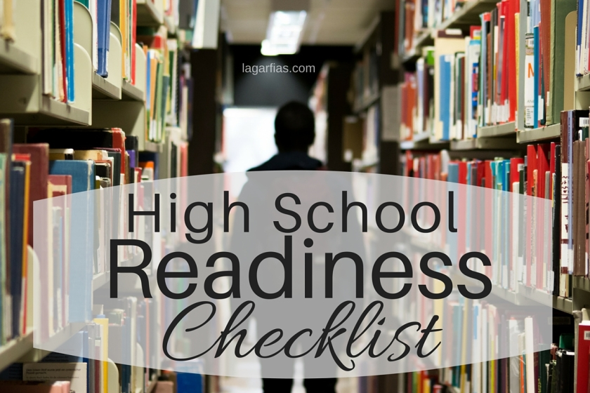 Is your middle school student ready for high school?