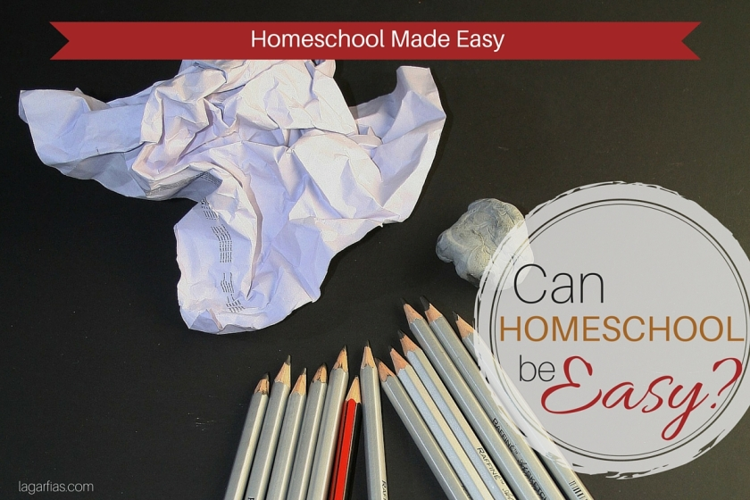 Can homeschooling REALLY be easy?