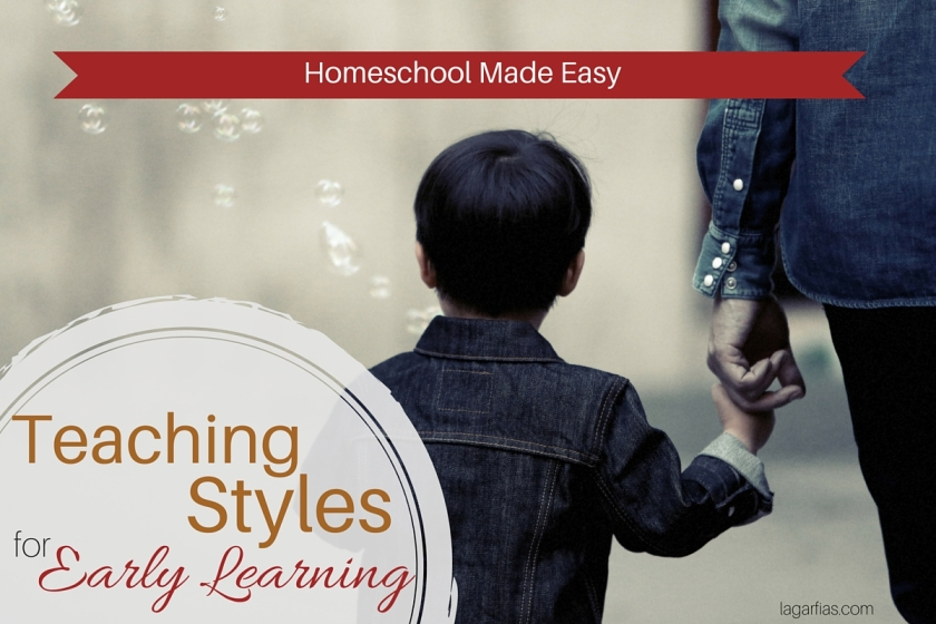 Find the teaching style that fits YOU best! #homeschoolmadeeasy #write31days