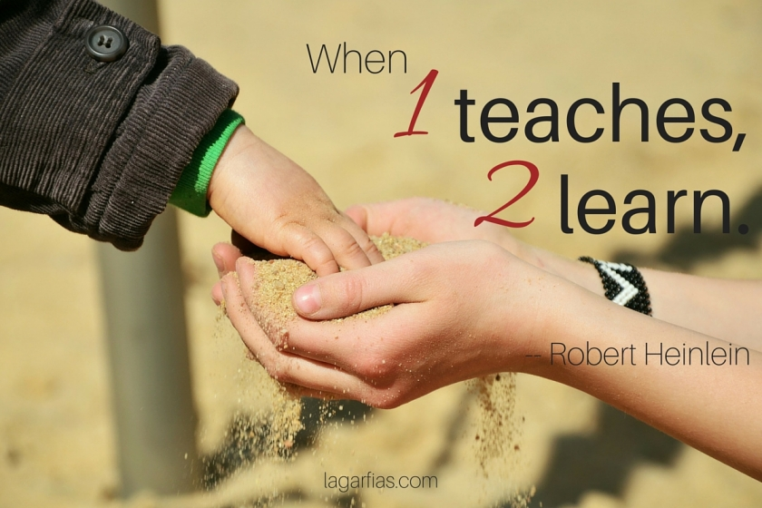 When 1 teaches, 2 learn. #homeschool #homeschoolmadeeasy