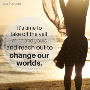 It's time to reach out and change the world. #OrdinaryIsExtraordinary