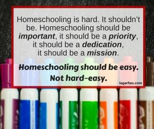 Homeschooling is hard. It shouldn't be.