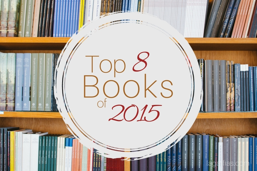Top 8 Books from 2015