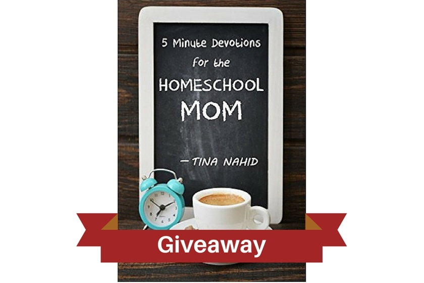 WIN >> 5 Minute Devotions for the Homeschool Mom