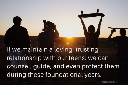 5 Secrets to a Strong Relationship with Your Teen