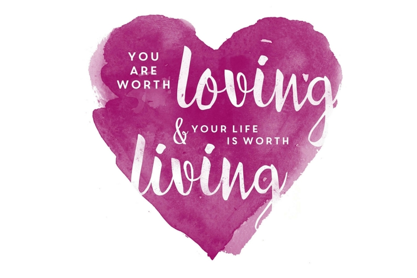 Worth Living by Mary DeMuth