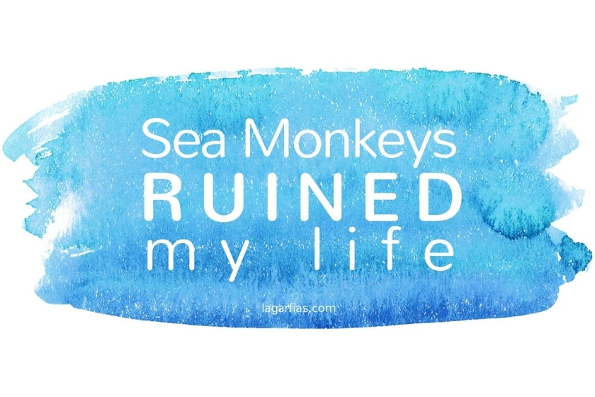 sea monkeys ruined my life