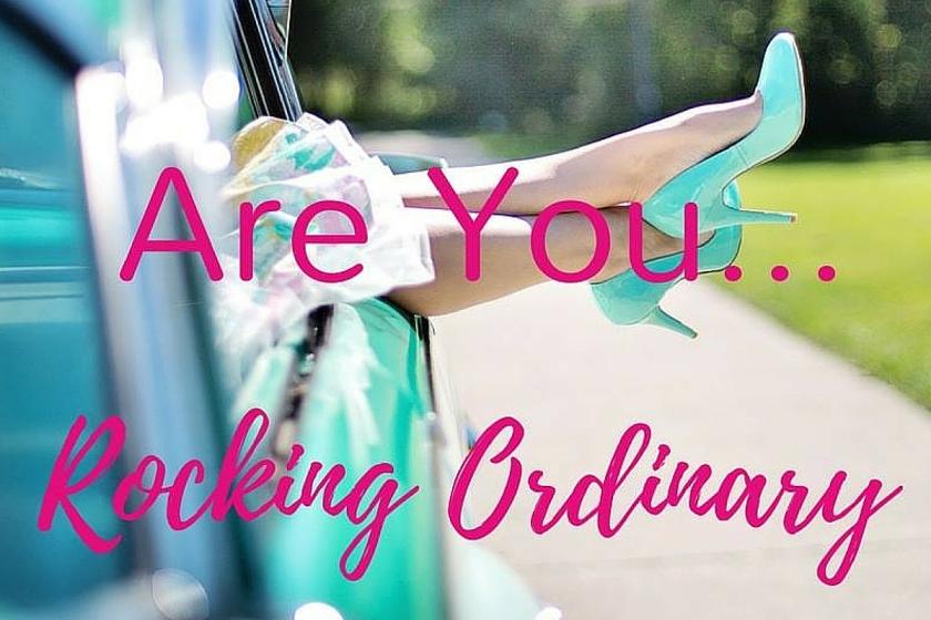extraordinary in an ordinary world