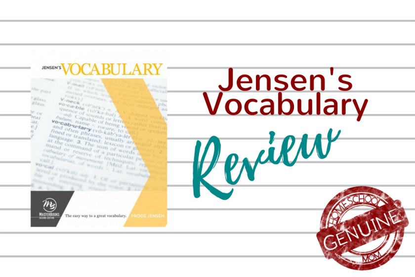 Jensen's Vocabulary offers students lessons in word roots and usage.