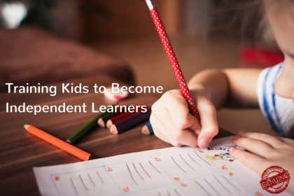 Training Kids to Become Independent Learners